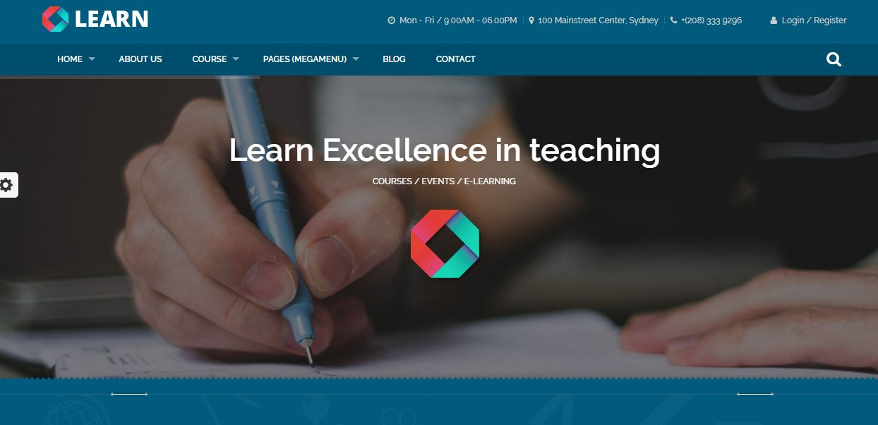 Learn theme
