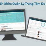 Phần mềm quản lý trung tâm du học