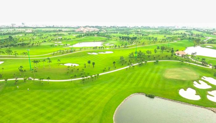 Sân chơi golf chuyên nghiệp Tân Sơn Nhất